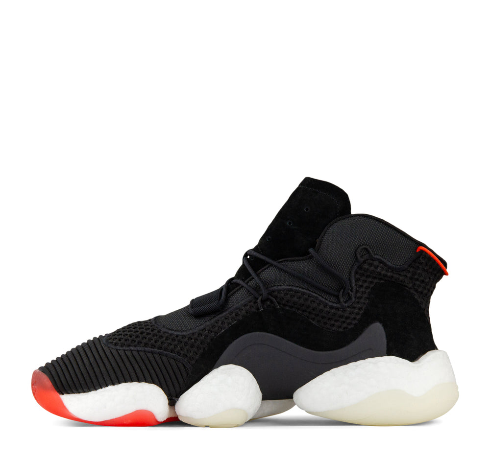 Adidas Crazy BYW B37480 Men's Sneaker in Black and White - Adidas - On The EDGE