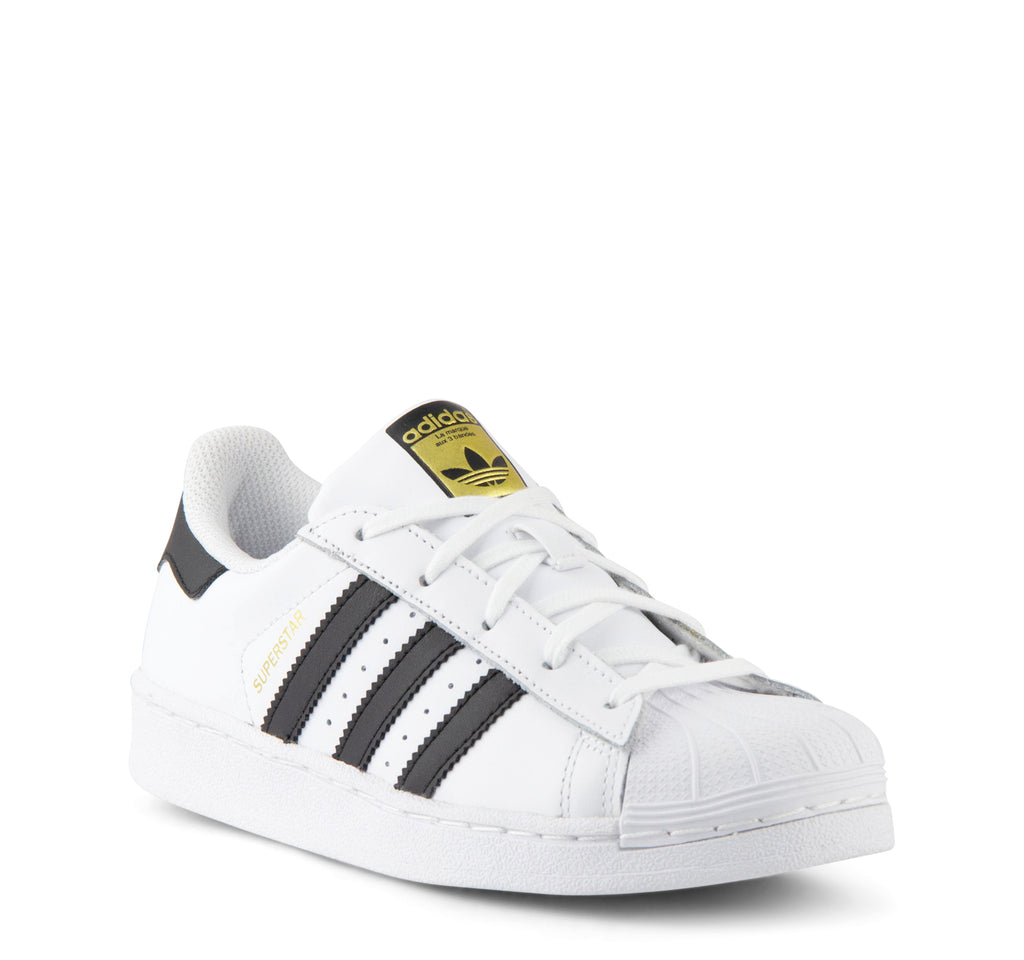 Adidas Superstar C BA8378 Kids Sneaker in White - Adidas - On The EDGE