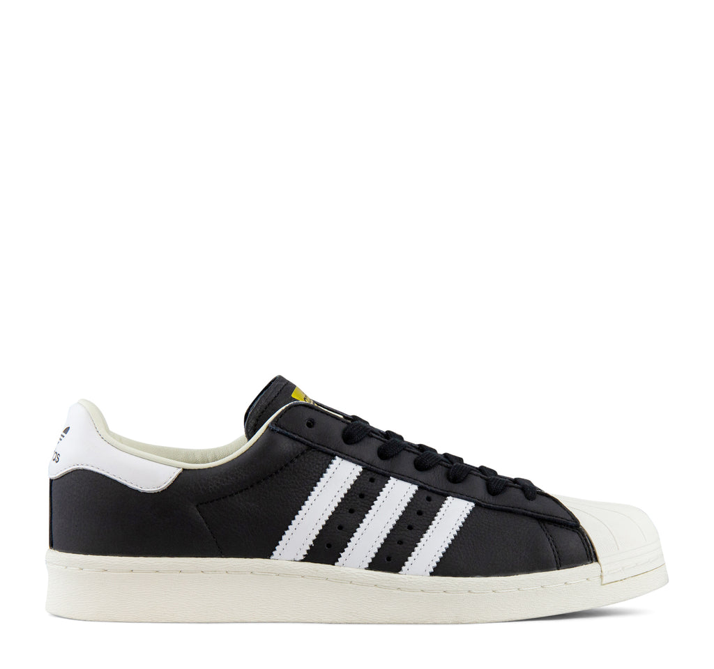 Adidas Superstar Boost BB0189 Men's Sneaker in Black and White - Adidas - On The EDGE