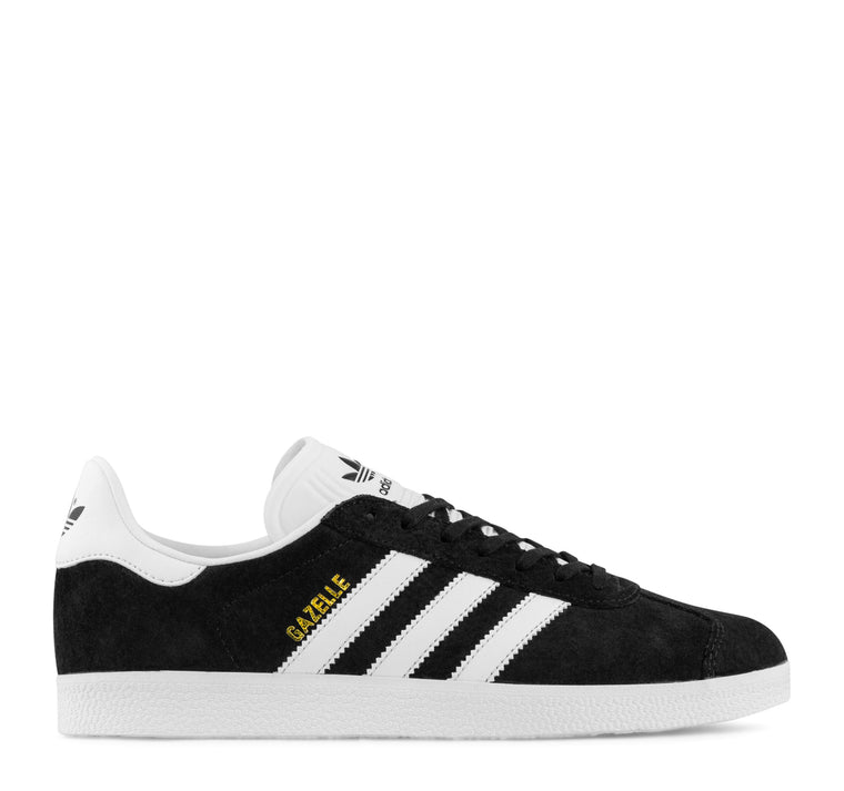 Adidas Gazelle BB5476 Men's Sneaker in Black and White