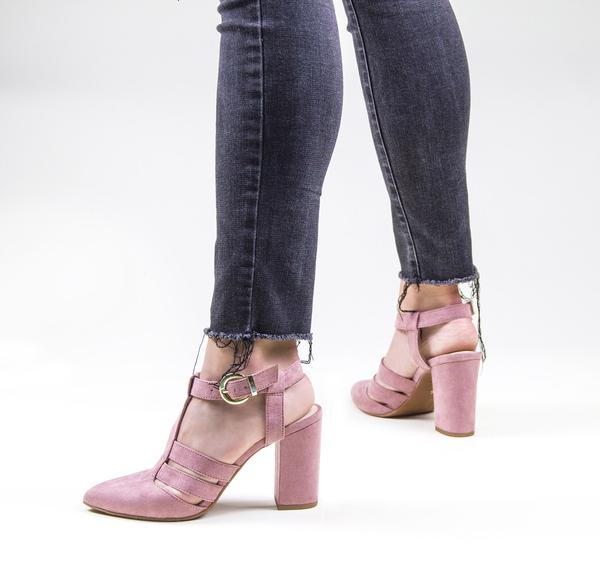 BC Footwear by Seychelles Terrace Vegan Women's Heel in Rose - BC Footwear by Seychelles - On The EDGE