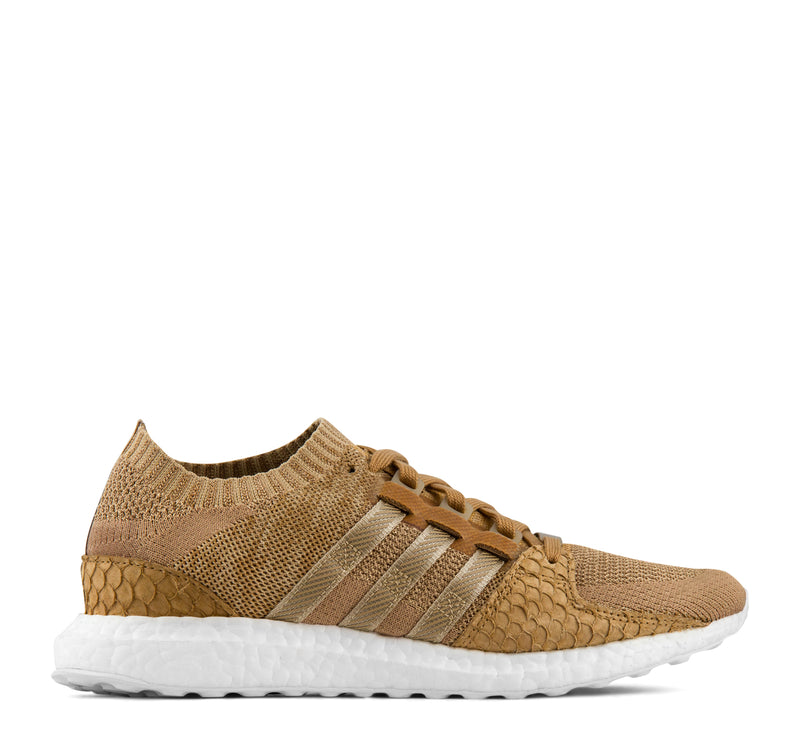 Adidas EQT Support Ultra PK x Pusha T DB0181 Men's Sneaker in Brown and White - Adidas - On The EDGE