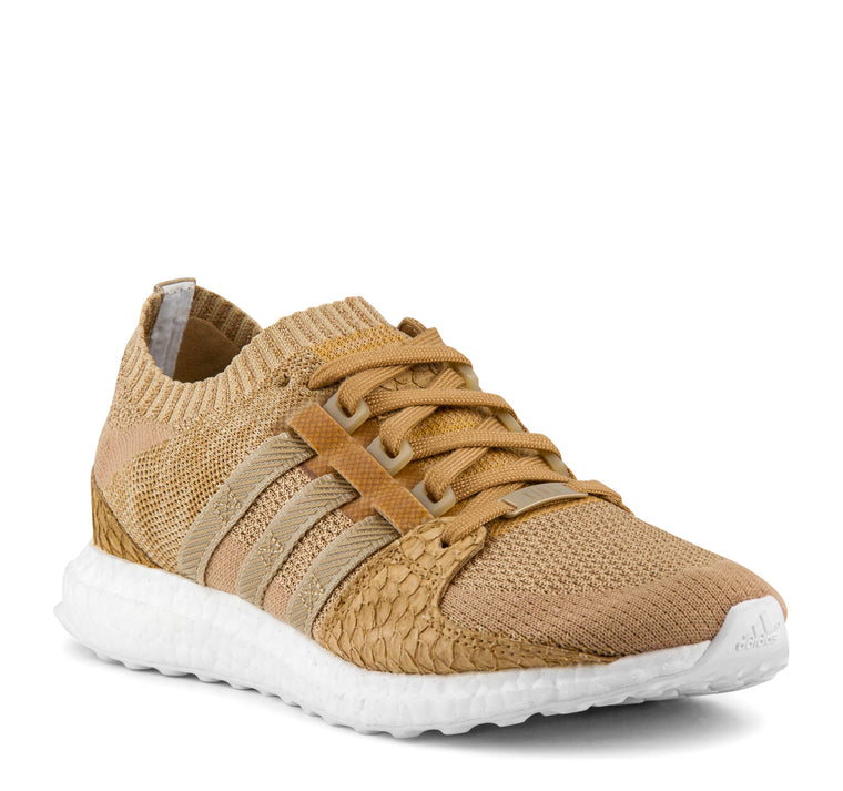 Adidas EQT Support Ultra PK x Pusha T DB0181 Men's Sneaker in Brown/White - Adidas - On The EDGE