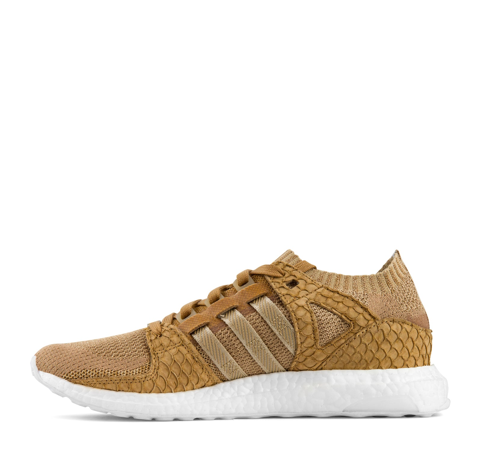 online store 45278 d745f ... Adidas EQT Support Ultra PK x Pusha T DB0181 Mens Sneaker in Brown and  White ...