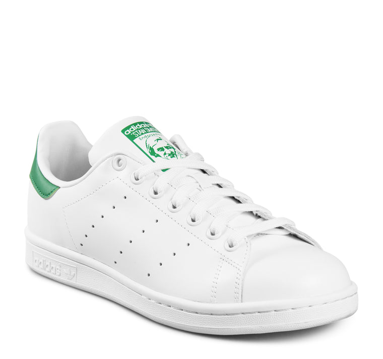 Stan Smith M20324 Originals - White/Green - Adidas - On The EDGE