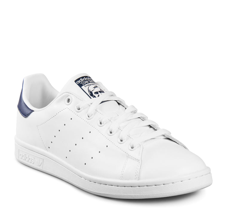 Stan Smith M20325 Originals - White/Navy - Adidas - On The EDGE