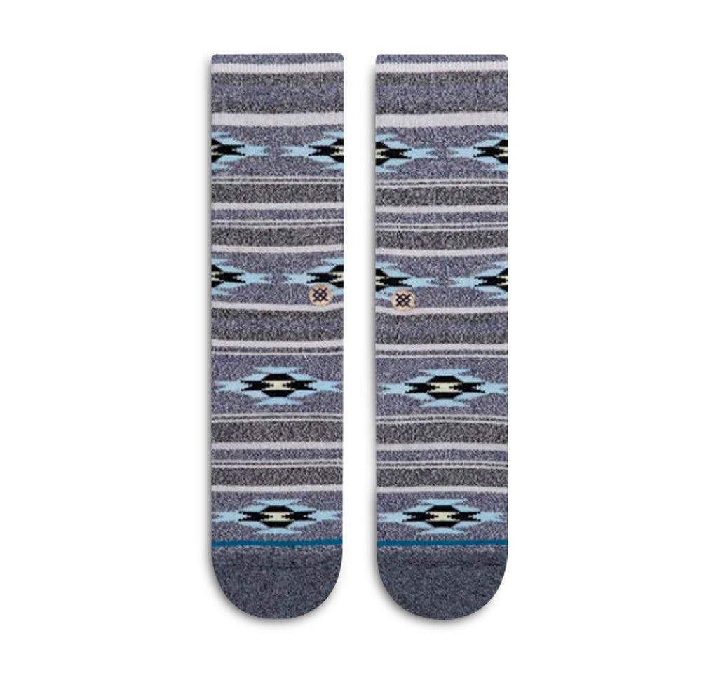 Stance Butter Blend Infiknit Casual Crew Socks in Stanfield