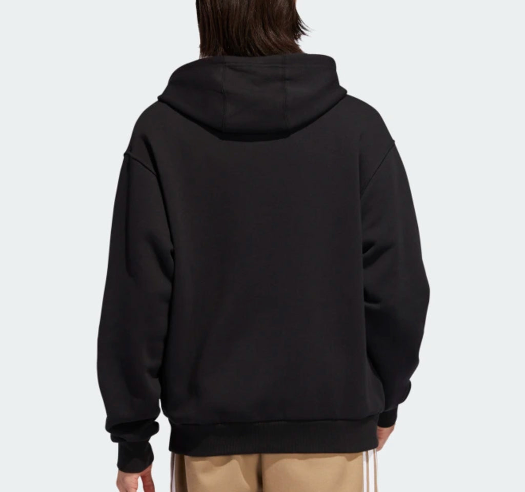 Adidas Solid Pillar Hoodie - Adidas - On The EDGE
