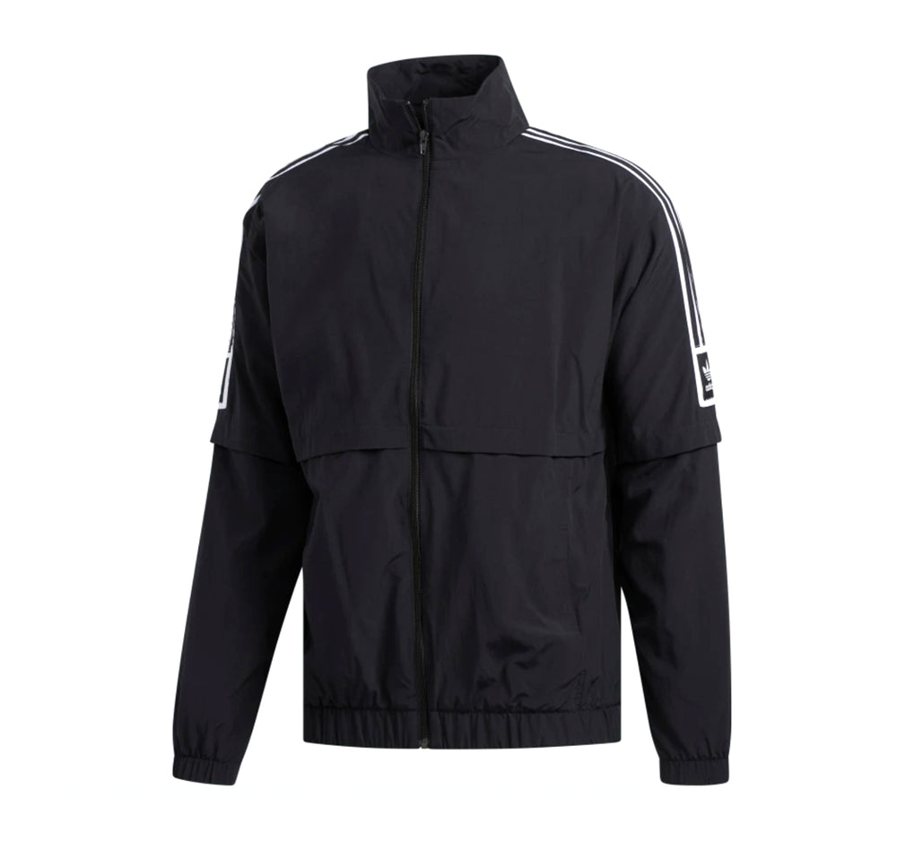 Adidas Standard 20 Jacket in Black - Adidas - On The EDGE