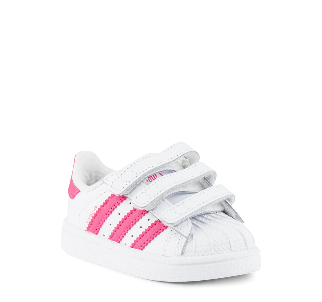 Adidas Superstar CF I Toddlers' Sneaker - Adidas - On The EDGE
