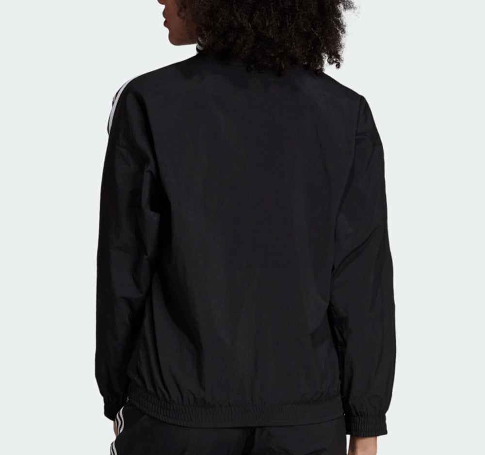 Adidas Track Jacket in Black