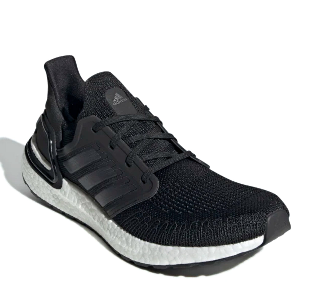 Adidas Ultraboost 20 M EF1043 Sneaker in Black and Metallic - Adidas - On The EDGE