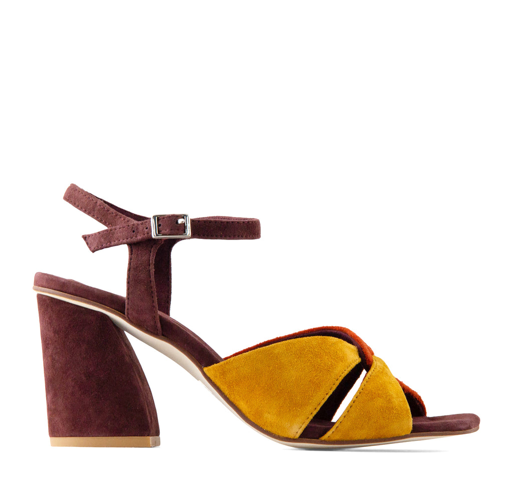 Jeffrey Campbell Antique Sandal - Jeffrey Campbell - On The EDGE