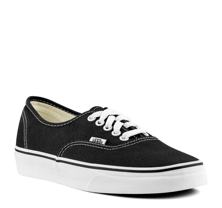 Vans Authentic Sneaker in Black