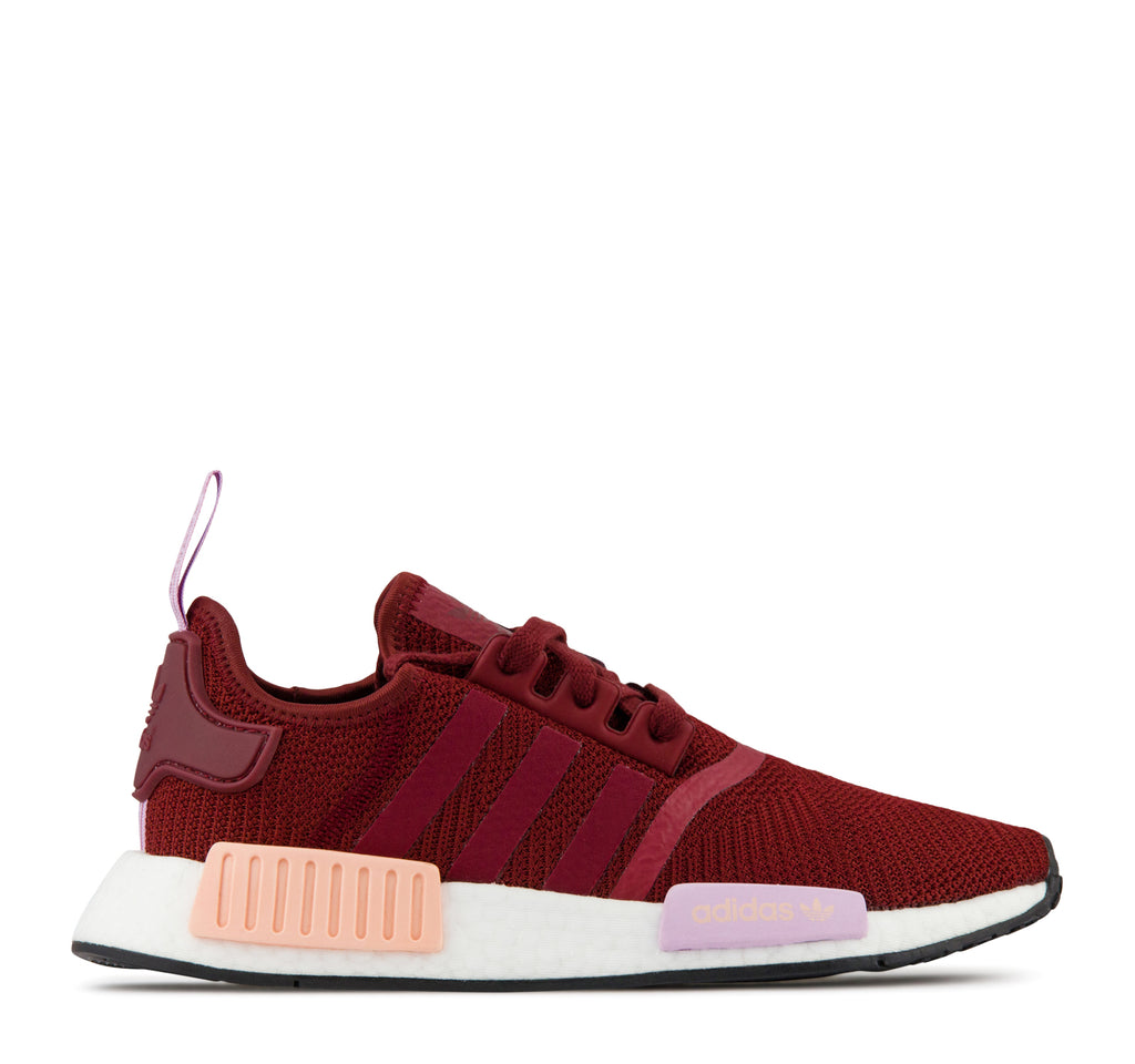 Adidas NMD_R1 B37646 in Burgundy - Adidas - On The EDGE