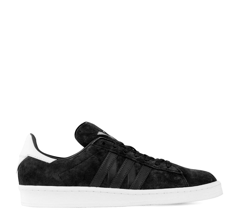 Adidas White Mountaineering Campus 80s BA7516 Men's Sneaker in Black/White
