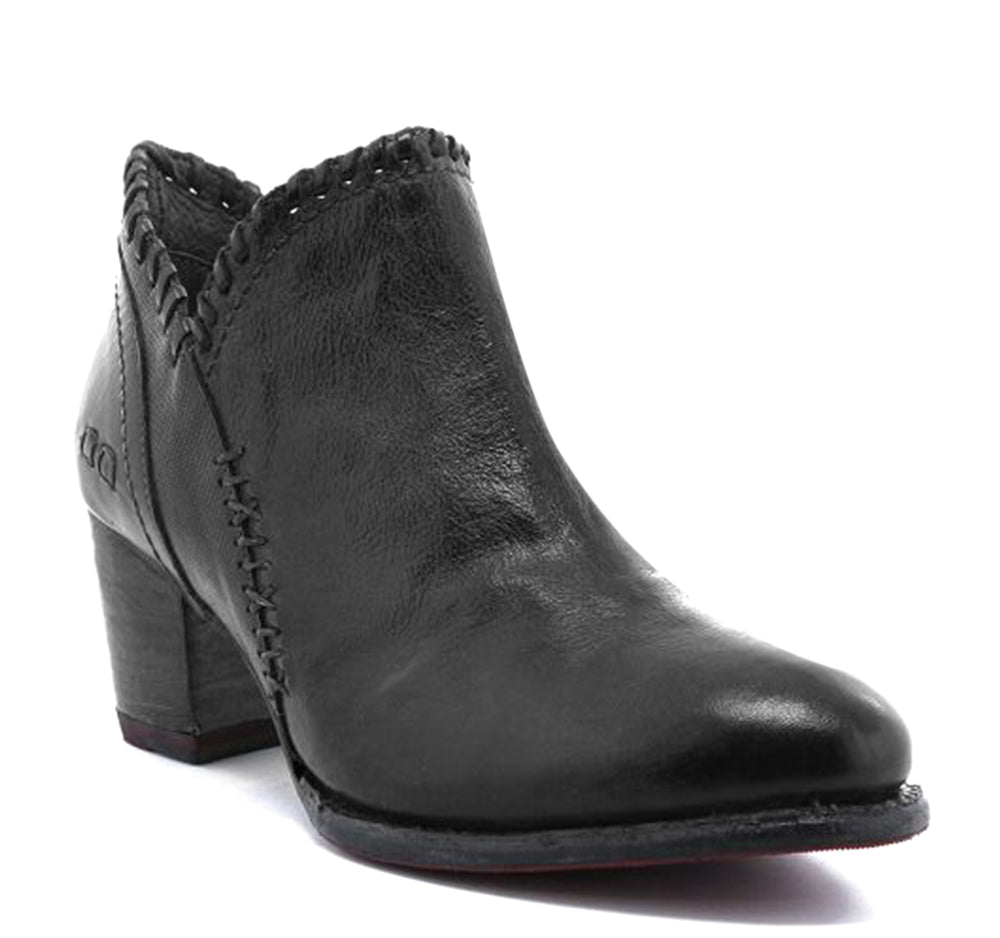 Bed Stu Carla Boot in Black Dip Dye - Bed Stu - On The EDGE