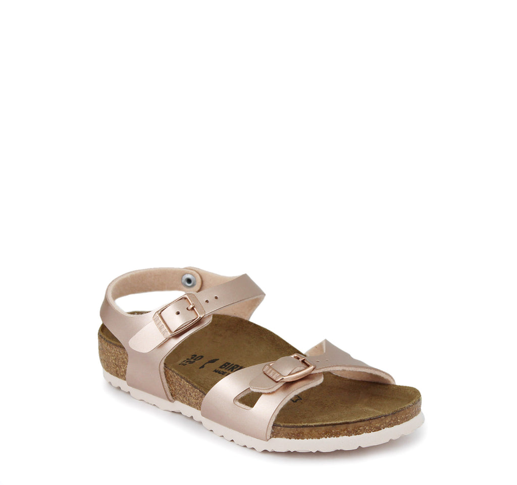 Birkenstock Rio Birko-Flor Kids' Sandal - On The EDGE