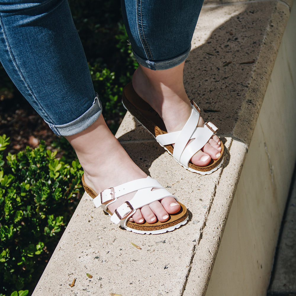 Birkenstock Yao Birko-Flor Sandal - On The EDGE