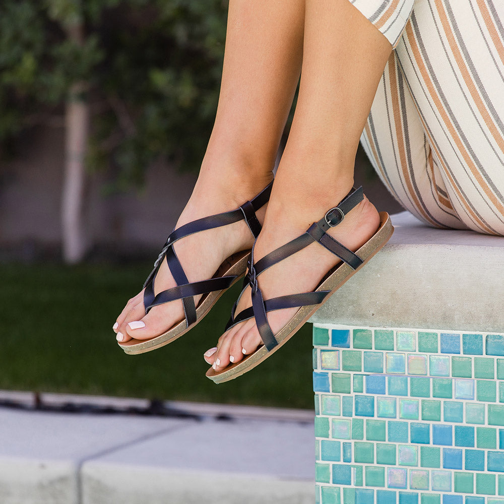 Blowfish Granola-B Sandal - On The EDGE