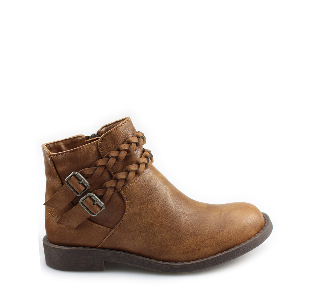 Blowfish Kindly Kids' Boot in Tobacco - Blowfish Malibu - On The EDGE