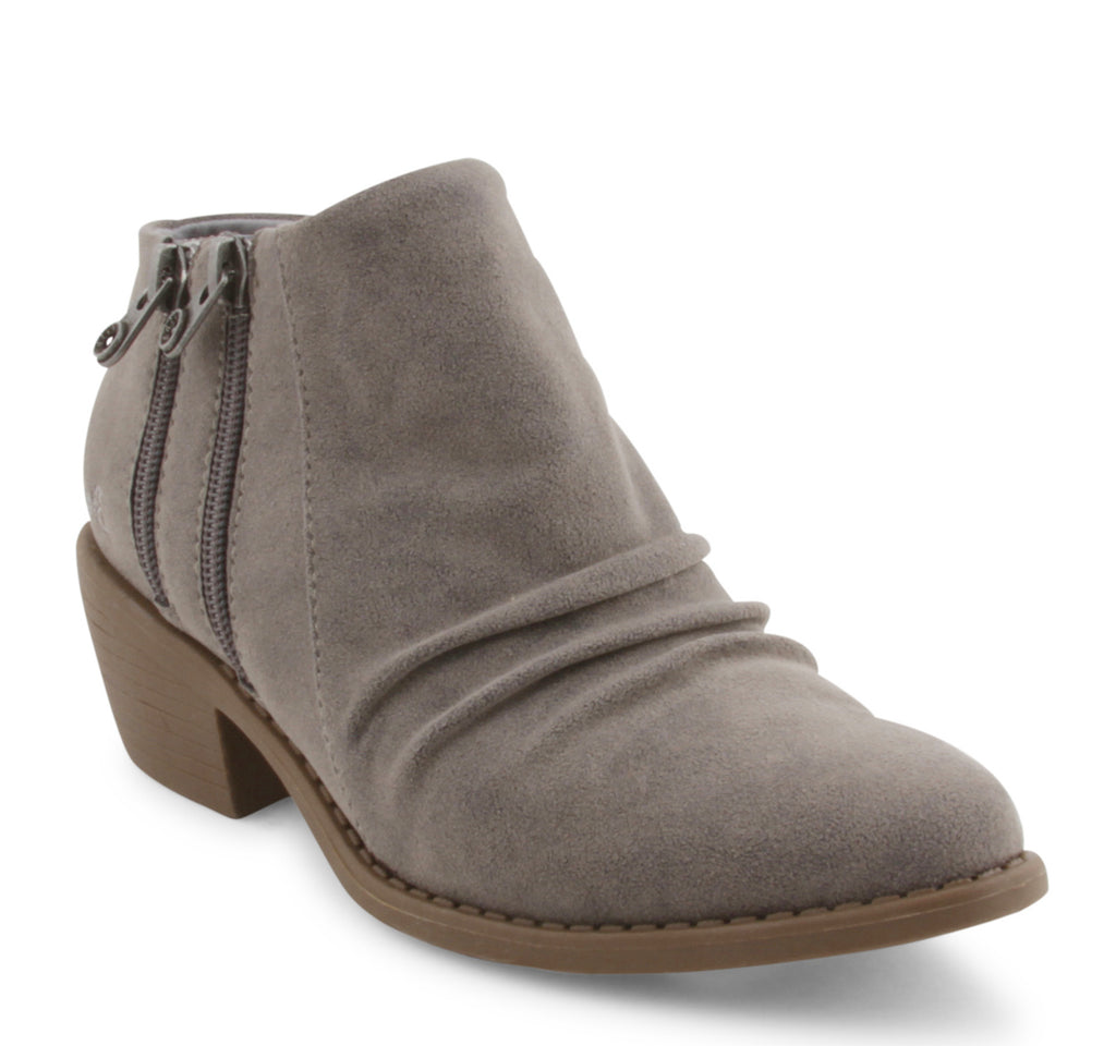 Blowfish Wander Boot in Smoke - Blowfish Malibu - On The EDGE