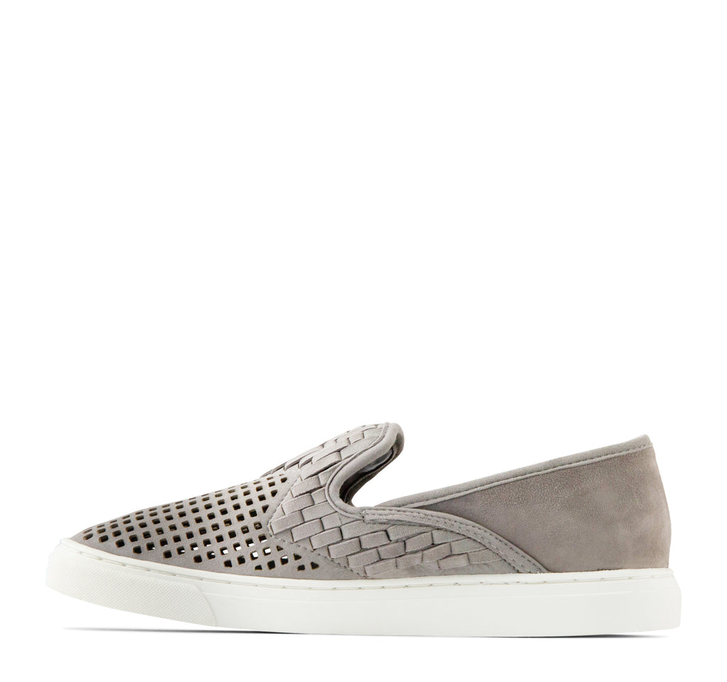 Vince Camuto Bristie Sneaker in Storm Grey - Vince Camuto - On The EDGE