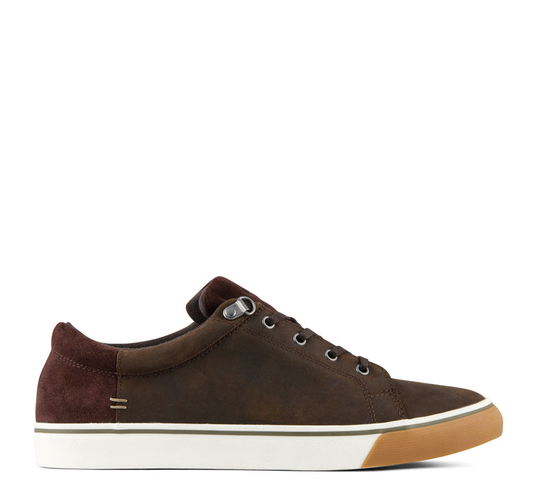 UGG Brock II Waterproof Men's Sneaker in Grizzly
