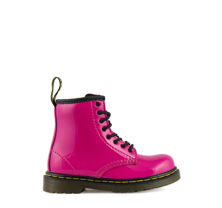 Dr Martens 1460 Toddlers' Boot in Hot Pink