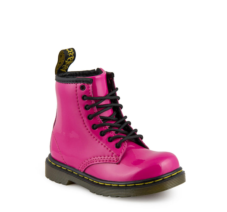 Dr Martens 1460 Toddlers' Boot in Hot Pink - Dr Martens - On The EDGE