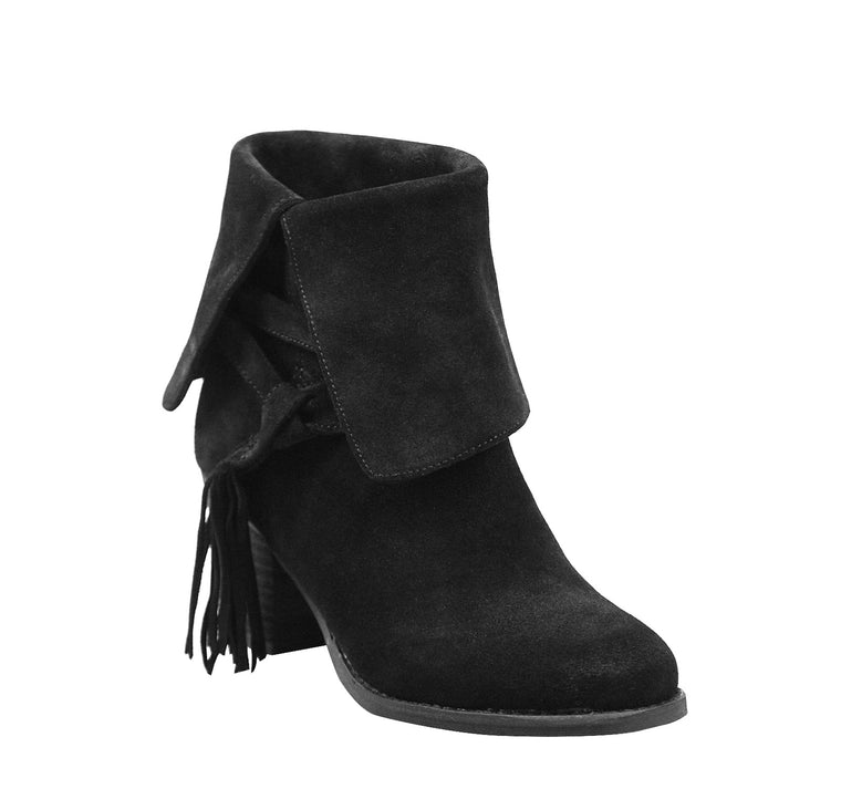 Sbicca Cairenn Boot Women's - Black - Sbicca - On The EDGE