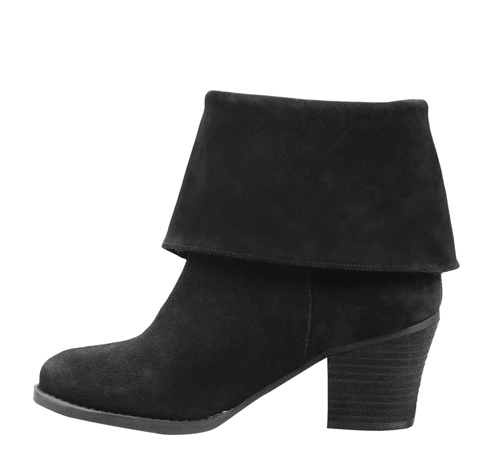 Sbicca Cairenn Boot in Black - Sbicca - On The EDGE