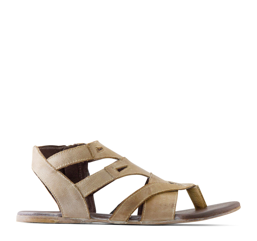 ROAN Charlie Sandal in Epica Tan - ROAN - On The EDGE