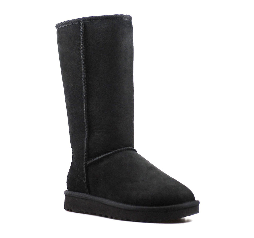 UGG Classic Tall Boot in Black - UGG - On The EDGE