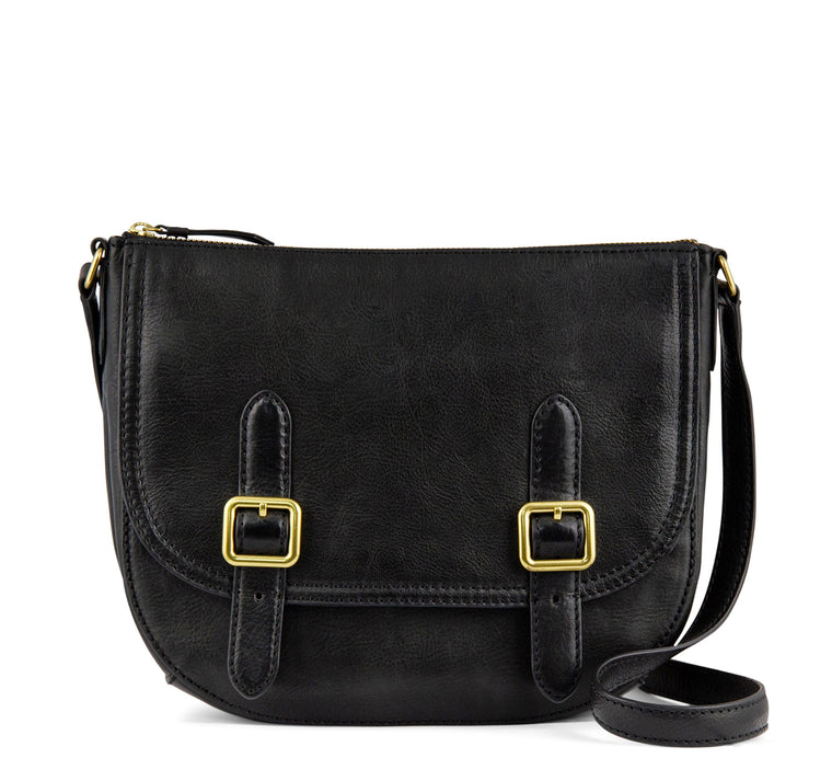 Frye Claude Crossbody Handbag - Black