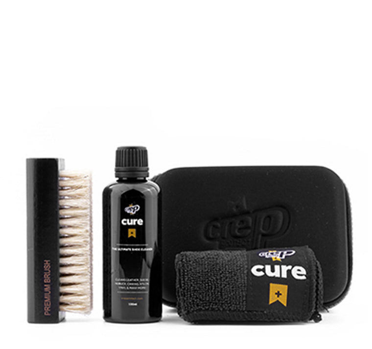 Crep Protect Cure Shoe Sneaker Cleaning Kit