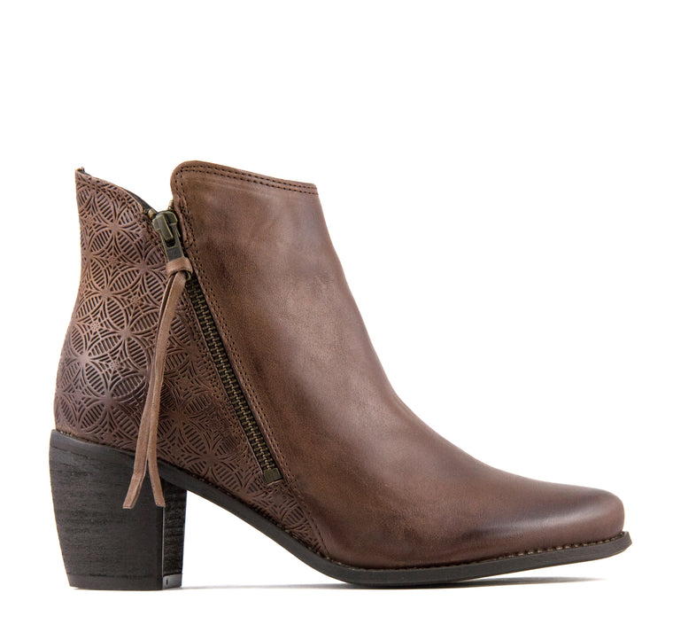 Miz Mooz Desmond Boot Women's - Brown