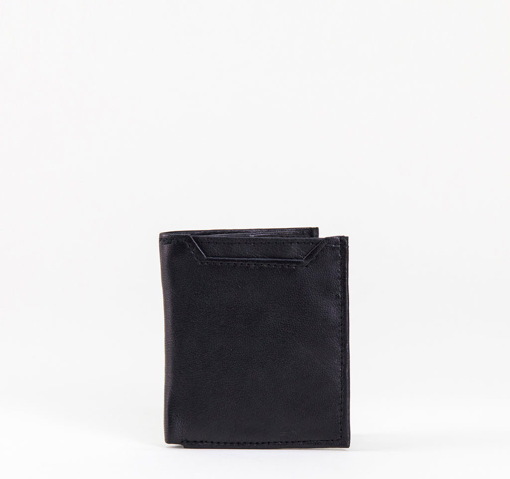 EDGE Minimalist Bi-Fold Leather Wallet - EDGE - On The EDGE