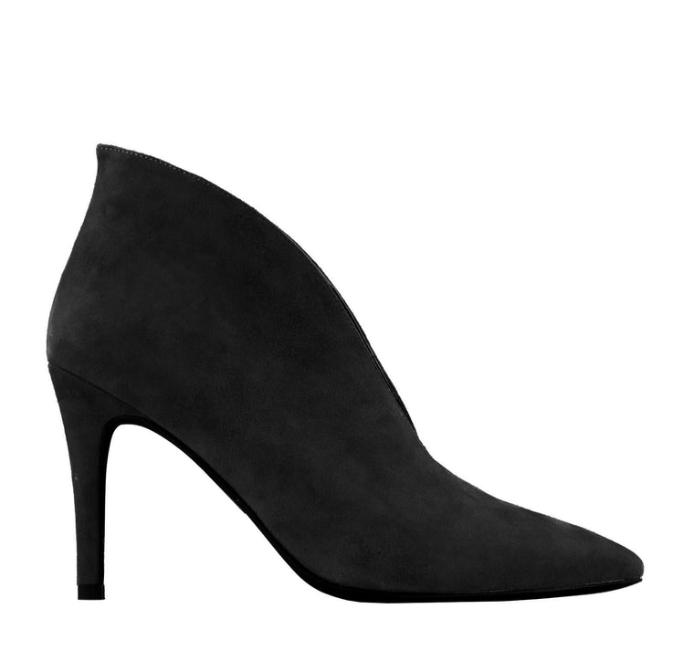 Jeffrey Campbell Electron Women's Bootie in Black