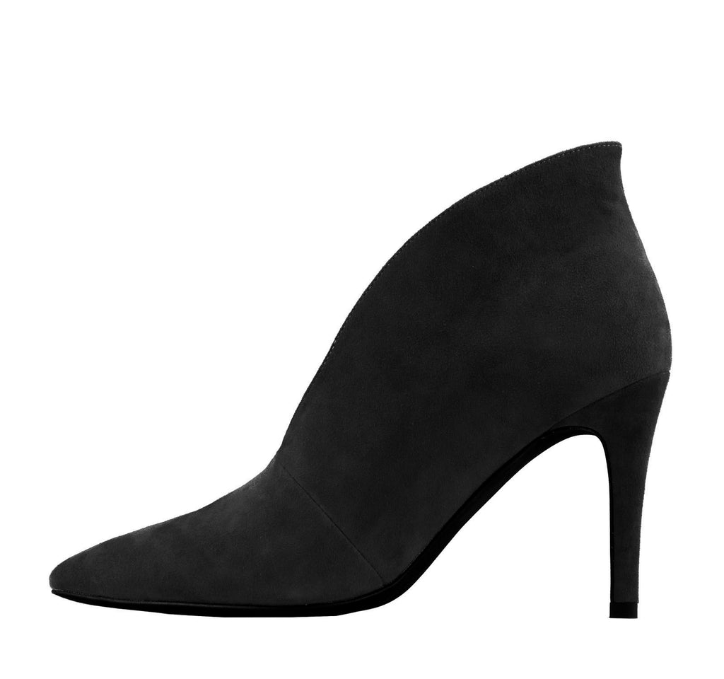 Jeffrey Campbell Electron Women's Bootie in Black - Jeffrey Campbell - On The EDGE