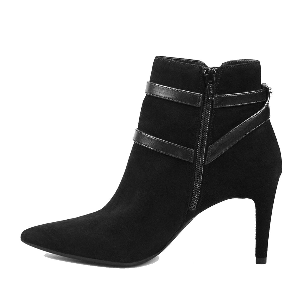 Michael Kors Fawn Ankle Women's Boot in Black - Michael Kors - On The EDGE