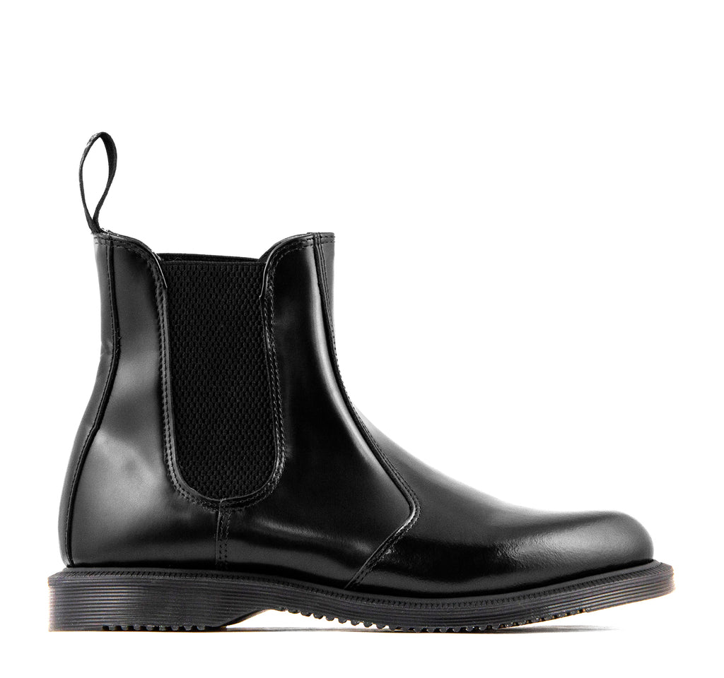 Dr. Martens Flora Arcadia Women's Boot in Black - Dr Martens - On The EDGE