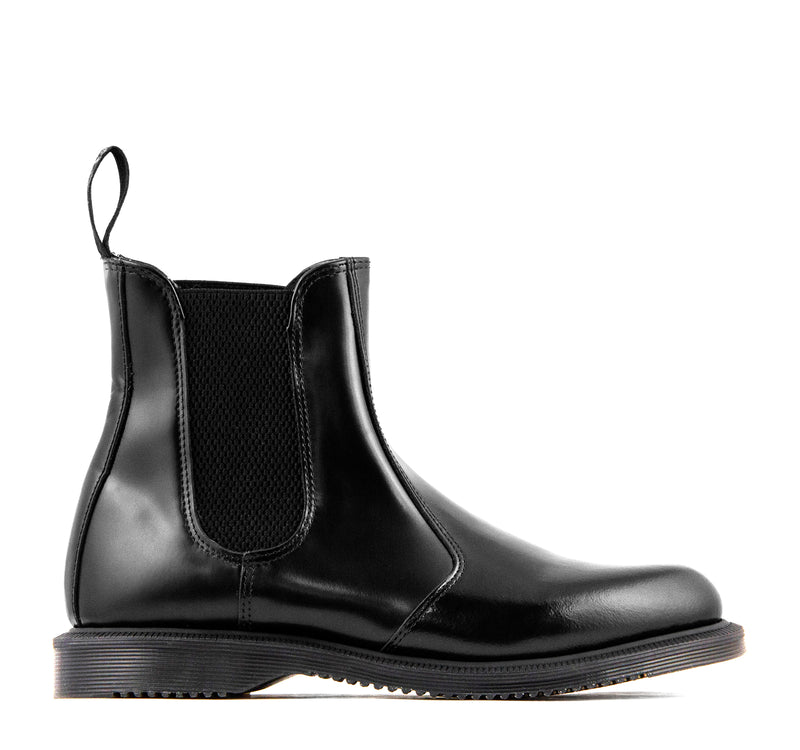 ... Dr. Martens Flora Arcadia Women s Boot in Black - Dr Martens - On The  ... c58814bd50