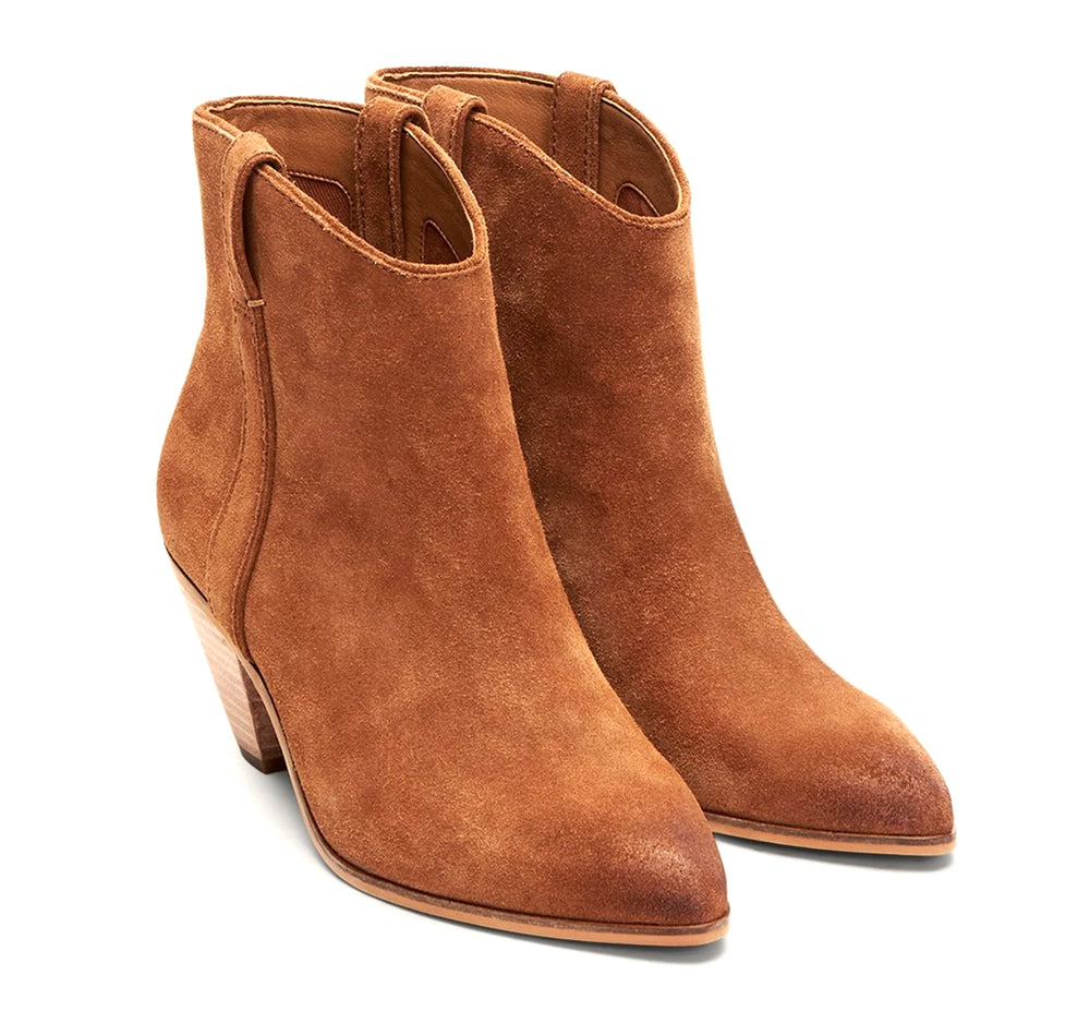 Frye and Co Maley Boot in Cognac