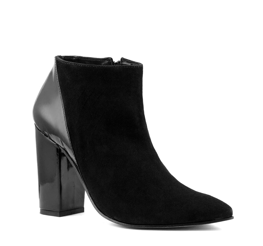 Stivali Fuquene Boot in Black - Stivali - On The EDGE