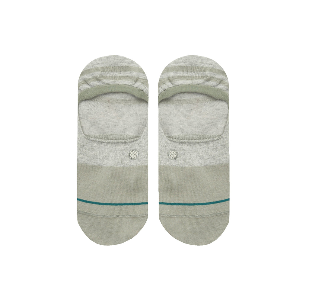 Stance Invisible Men's Socks in Gamut Grey