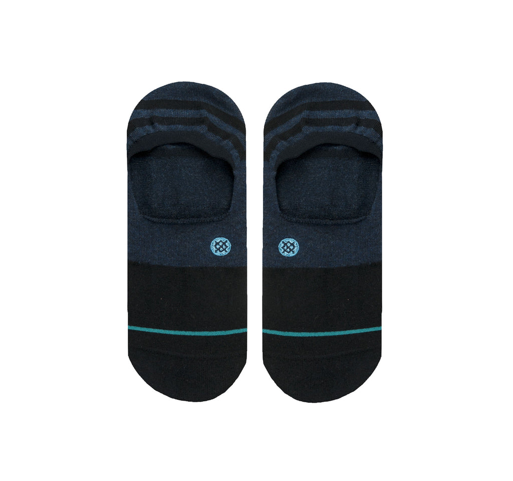 Stance Invisible Men's Socks in Gamut Navy - Stance - On The EDGE