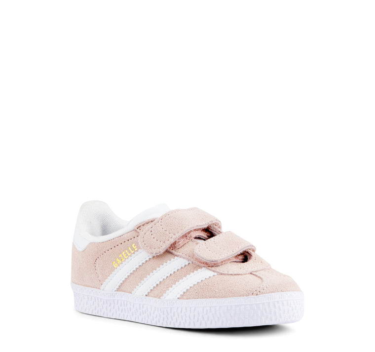 Adidas Gazelle CF I Kids' Sneaker in Ice Pink - Adidas - On The EDGE
