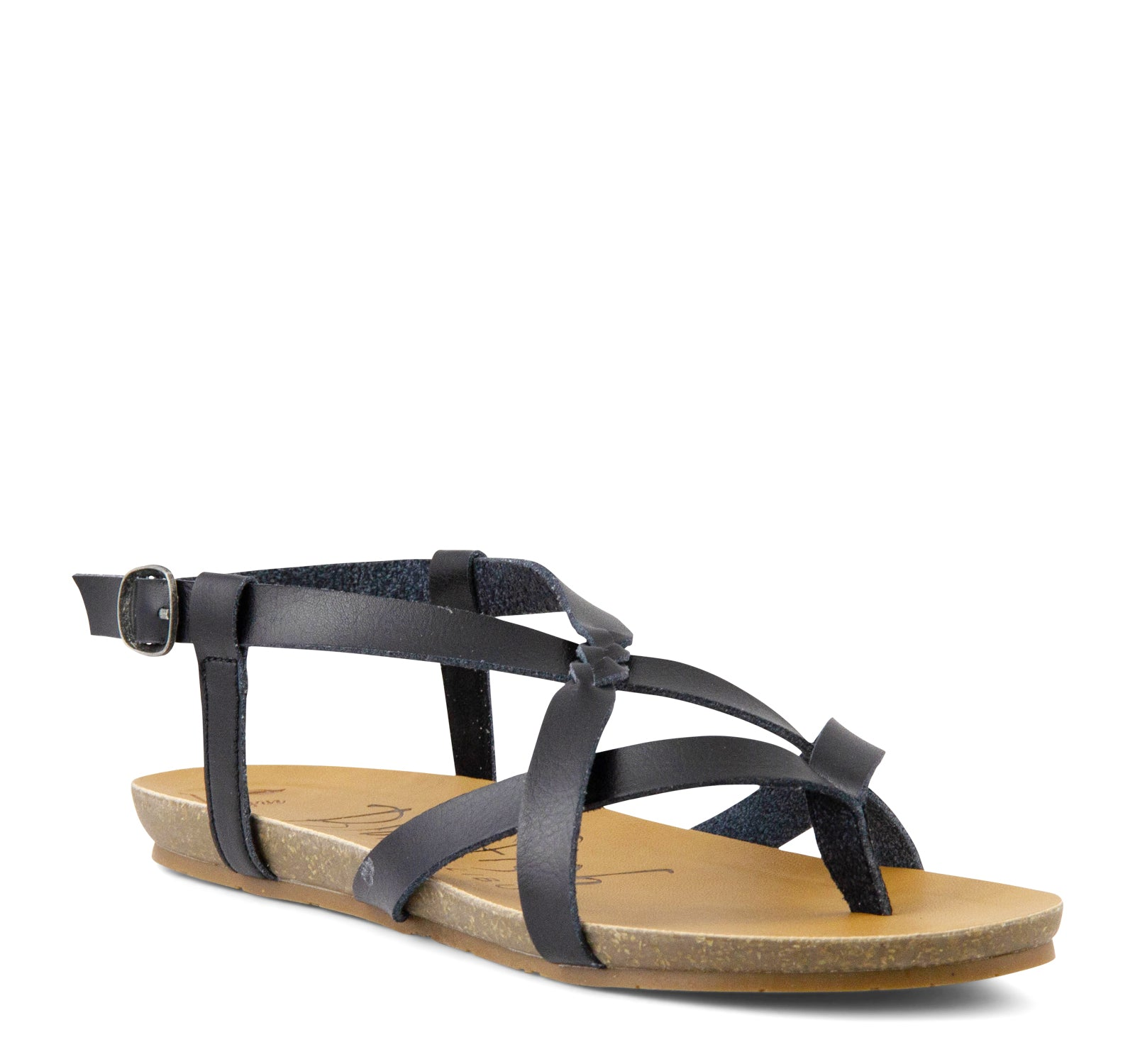 2717dab214bc ... Blowfish Granola-B Women s Sandal in Black - Blowfish Malibu - On The  EDGE ...