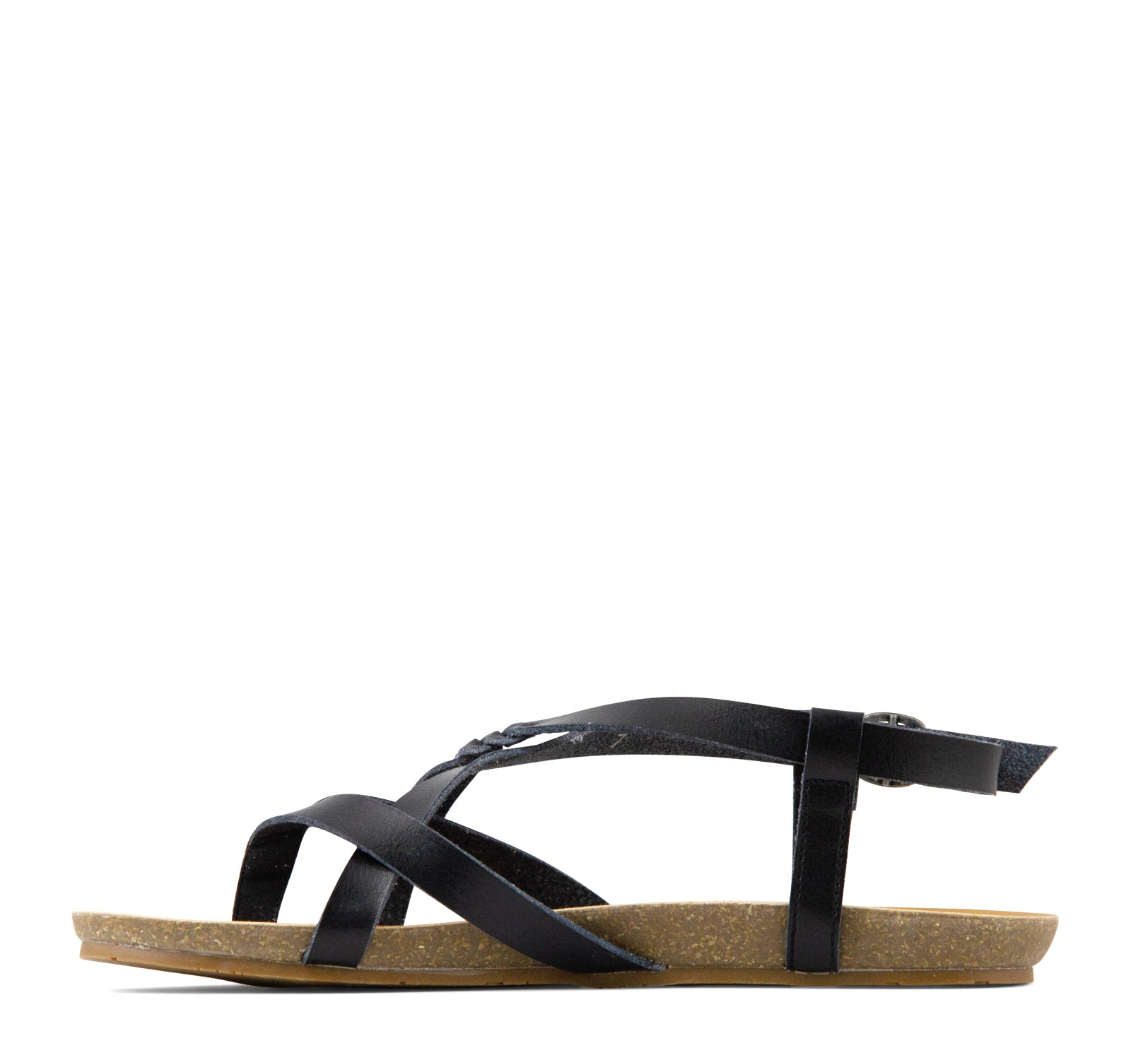 c46f84036f6a ... Blowfish Granola-B Women s Sandal in Black - Blowfish Malibu - On The  EDGE ...
